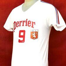 maillot trikot shirt maglia OLYMPIQUE LYONNAIS LYON OL 1973-74  Football vintage