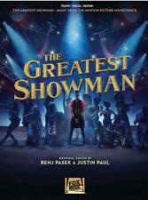 The Greatest Showman - Songbook für Klavier, Gesang Gitarre