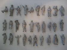 30-O GA E Gary O scale figures