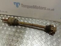 Ssangyong Rodius Passengers side rear drive shaft