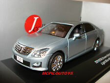 J-COLLECTION JC097 TOYOTA CROWN HYBRID LIGHT BLUE MICA METALLIC 2008 au 1/43°