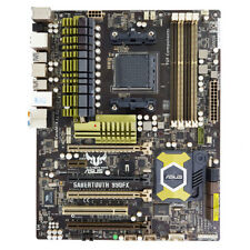 For Asus SABERTOOTH 990FX USB3.0 AM3+ AMD DDR3 Motherboard with I/O Shield