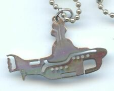 Beatles Yellow Submarine Metal Necklace (seldom offered)