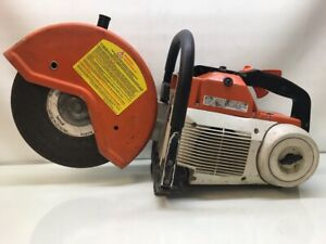 STIHL TS 460 CONCRETE SAW HOT SAW GAS POWERED