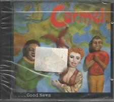 CARMEL - Good news -  CD 1992 SEALED