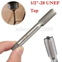 """1/2""""-28 UNEF Hand Taper Tap UNEF HSS Right Hand Tapping Hand Thread Cutting"""
