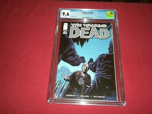 Walking Dead #68 image 2009 modern age CGC 9.6 comic! 1ST FULL AARON!