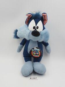 """Tiny Toon B1307 Furrball Cat Warner Bros Jun Planning Plush 7"""" Stuffed Toy Doll"""