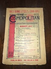 1897 January The Cosmopolitan Magazine