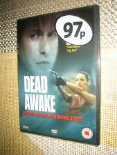 Dead Awake (DVD, 2002) Stephen Baldwin; New and Sealed - FREEPOST