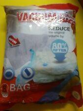 Variety 8-Pack Vacuum Storage Bags Space Saver,Free Hand up
