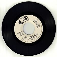 LEE, Johnny  (Bet Your Heart On Me)  Full Moon/Asylum 47215 = PROMOTIONAL RECORD