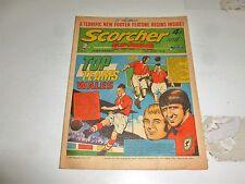 SCORCHER & SCORE Comic - Date 02/06/1972 - UK Paper Comic