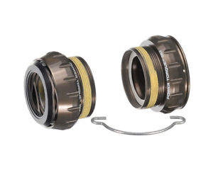 Campagnolo Power Torque External Bottom Bracket Cups - English