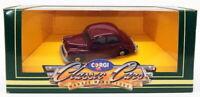 Corgi 1/43 Scale Model Car D702/5 - Morris Minor 1000 - Maroon