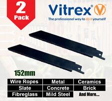 "Vitrex Entaillé Wall /& Floor Tile Adhésif Truelle 6 mm//20 mm 9/"" X 4/"" 102950"