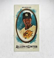 2017 Topps Allen and Ginter Mini A and G Back #64 Luis Severino - NM-MT