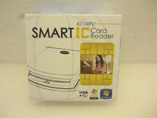 NEW EMVCO EZ100PU Multi-Function Smart Card IC Reader Web ATM - US Shipper!