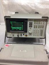 HP 8590A 10KHz-1.5GHz Spectrum Analyzer