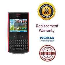 Original Nokia X2-01 - Sealed Pack - 6 Month Warranty - Refurbished