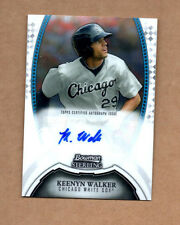 2011 Bowman Sterling Prospect Autographs #KWA Keenyn Walker