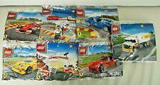 Lego Shell V Power Cars - Full set