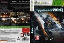 Metal Gear Rising : Revengeance - jeu Xbox 360
