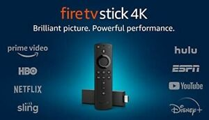 SPECIAL Amazon Fire TV Stick 4K Ultra with 2nd Gen Alexa Voice Remote - Black