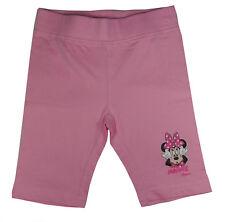 Disney Minnie Mouse Maus kurze Hose rosa 116cm / 6 Jahre NEU Schlafanzug Shorts