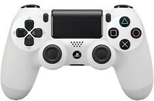 Sony DualShock 4 Controller: Glacier White for PlayStation 4