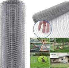 Hardware Cloth Galvanized Wire Welded Fence Wire Mesh Chicken Coop/Run/Cage/Pen/
