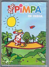 PIMPA IN INDIA DVD - RAI TRADE  SIGILLATO!!!