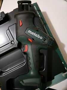Metabo 18V Compact Reciprocating Saw SSE 18 LTX Compact