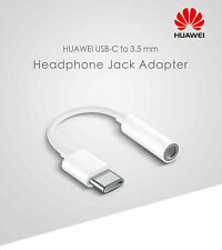 Genuine Huawei P30 ,P20 Pro USB Type C To 3.5mm Audio Aux Headphone Jack Adapter