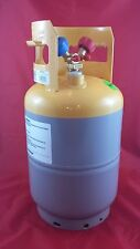 Mastercool 62010 30lb Recovery Tank Cylinder Without Float Switch Brand New