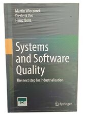 Systems and Software Quality, Springer Verlag, Original verpackt