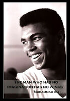 -A3 Size- Muhammad Ali INSPIRATIONAL MOTIVATIONAL QUOTE POSTER PRINT #33
