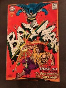 BATMAN #194 (1967) Origin of Blockbuster Retold