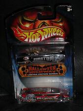 2003 Halloween Highway 1:64 Hot Wheels Set - Sentinel 400 Limo & Phantastique