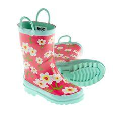 LazyOne Girls Rise and Shine Rain Boots Kids