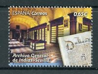 Spain 2018 MNH Archivo General de Indias 1v Set Archives Architecture Stamps