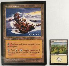 Adarkar Wastes Oversized 6X9 - Arena Promo Card MTG Magic Giant Card