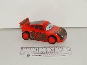 Lego Juniors 10744 Disney Cars 3 Thunder Crazy 8 Race Lightning McQueen Car Only