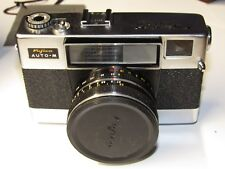 Fujica 35 Auto M  Rangefinder Camera by Fuji  Case Box, Manual, Very Nice Clean