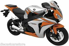 NEW RAY 2010 HONDA CBR1000RR STREET BIKE 1/6 MOTORCYCLE NEW IN BOX 49293