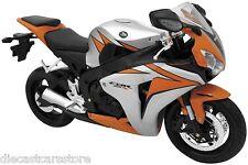 NEW RAY 2010 HONDA CBR1000RR STREET BIKE 1/6 MOTORCYCLE NEW IN BOX 49293
