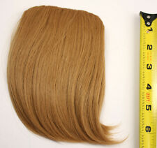 7'' Short Clip on Bangs Hazelnut Brown Cosplay Wig Hair Extension Accessory NEW