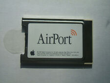 Genuine Apple Airport Card iBook G3, eMac, Powermac G4, Powerbook G3 G4 (Read)