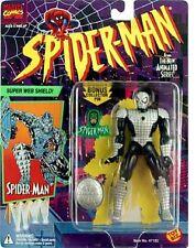 SPIDER-MAN Super web Shield Animted Series 1994 47122 Toy Biz MARVEL