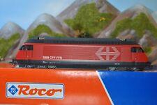 Roco H0 Br. 460 041-7 E-Lok der SBB Nr. 43655 mit DSS